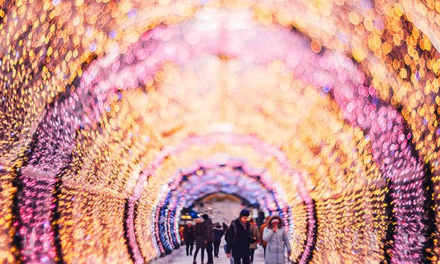 tunnel-of-light